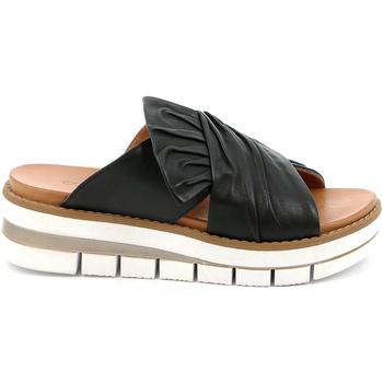 kengät Naiset Sandaalit Grunland CI2872 Musta
