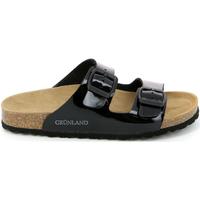 kengät Naiset Sandaalit Grunland CB1035 Musta