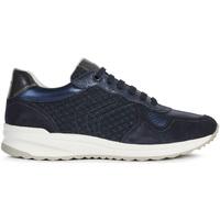kengät Naiset Matalavartiset tennarit Geox D022SA 0GN22 Sininen