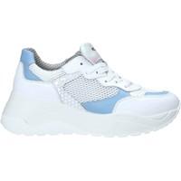 kengät Naiset Matalavartiset tennarit IgI&CO 5168000 Valkoinen