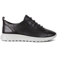 kengät Naiset Matalavartiset tennarit Ecco 29230301001 Musta