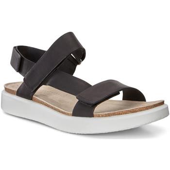 kengät Naiset Urheilusandaalit Ecco 27181301001 Musta