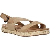 kengät Naiset Espadrillot Wrangler WL01502A Beige