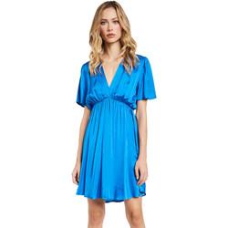 vaatteet Naiset Lyhyt mekko Gaudi 011FD15061 Sininen