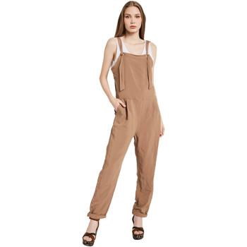 vaatteet Naiset Jumpsuits / Haalarit Gaudi 011BD25049 Ruskea