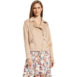 vaatteet Naiset Takit / Bleiserit Gaudi 011BD38008 Beige