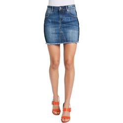 vaatteet Naiset Hame Gaudi 011BD76001 Sininen