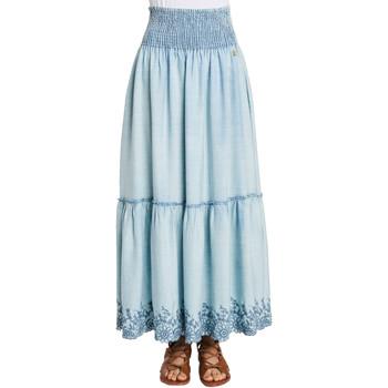 vaatteet Naiset Hame Gaudi 011BD76002 Sininen