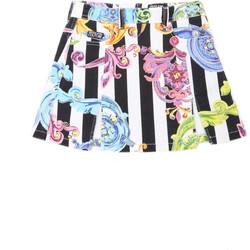 vaatteet Naiset Hame Versace A9HVB308SN103003 Valkoinen