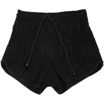 vaatteet Naiset Shortsit / Bermuda-shortsit Versace A3HVB18513967899 Musta