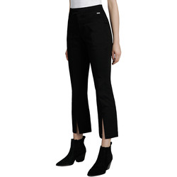 vaatteet Naiset Chino-housut / Porkkanahousut Pepe jeans PL211352 Musta