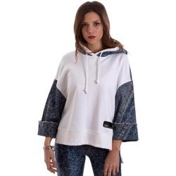 vaatteet Naiset Svetari Versace B6HVB791SN900904 Valkoinen