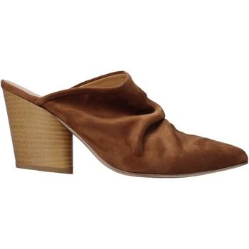 kengät Naiset Puukengät Grace Shoes 7241003 Ruskea