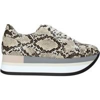 kengät Naiset Matalavartiset tennarit Grace Shoes 331001 Beige