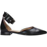 kengät Naiset Balleriinat Grace Shoes 521T021 Musta
