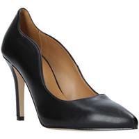 kengät Naiset Korkokengät Grace Shoes 038002 Musta