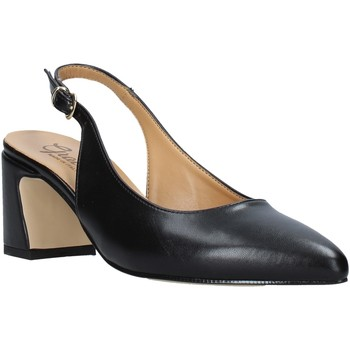 kengät Naiset Korkokengät Grace Shoes 774K016 Musta