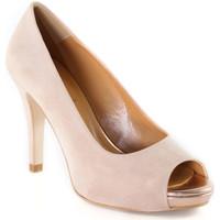 kengät Naiset Korkokengät Grace Shoes 457I001 Vaaleanpunainen