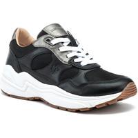 kengät Naiset Matalavartiset tennarit Lumberjack SW78911 002 M08 Musta