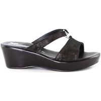 kengät Naiset Sandaalit Susimoda 173643 Harmaa