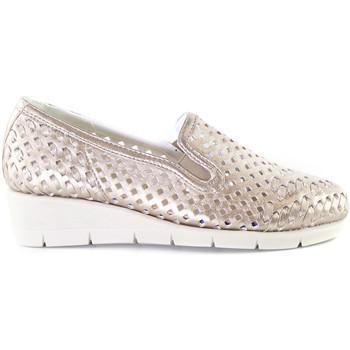 kengät Naiset Tennarit Susimoda 4805 Beige