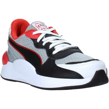 kengät Lapset Matalavartiset tennarit Puma 371491 Harmaa