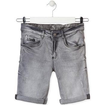 vaatteet Lapset Shortsit / Bermuda-shortsit Losan 013-9002AL Harmaa