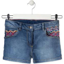 vaatteet Lapset Shortsit / Bermuda-shortsit Losan 014-6010AL Sininen