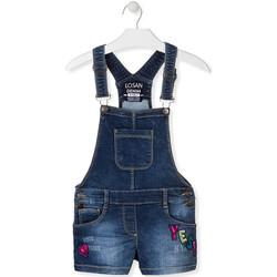 vaatteet Lapset Jumpsuits / Haalarit Losan 014-6027AL Sininen