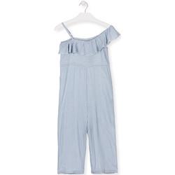 vaatteet Tytöt Jumpsuits / Haalarit Losan 014-7022AL Sininen