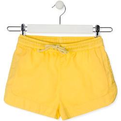 vaatteet Lapset Shortsit / Bermuda-shortsit Losan 014-9007AL Keltainen