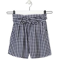 vaatteet Lapset Shortsit / Bermuda-shortsit Losan 014-9009AL Sininen