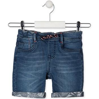vaatteet Lapset Shortsit / Bermuda-shortsit Losan 015-6028AL Sininen