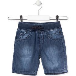 vaatteet Lapset Shortsit / Bermuda-shortsit Losan 015-9659AL Sininen