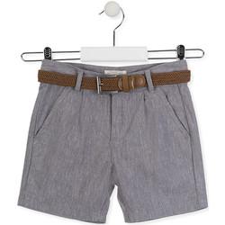 vaatteet Lapset Shortsit / Bermuda-shortsit Losan 015-9790AL Harmaa