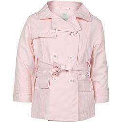 vaatteet Lapset Paksu takki Losan 016-2790AL Vaaleanpunainen