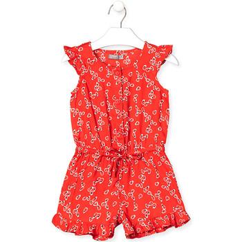 vaatteet Tytöt Jumpsuits / Haalarit Losan 016-7029AL Punainen