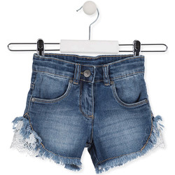 vaatteet Lapset Shortsit / Bermuda-shortsit Losan 016-9003AL Sininen