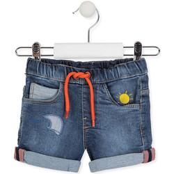 vaatteet Lapset Shortsit / Bermuda-shortsit Losan 017-6017AL Sininen