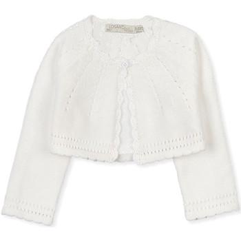 vaatteet Lapset Neuleet / Villatakit Losan 018-5790AL Valkoinen
