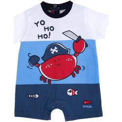 vaatteet Pojat Jumpsuits / Haalarit Chicco 09050813000000 Sininen