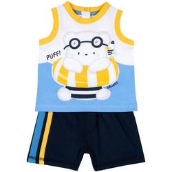 vaatteet Pojat Kokonaisuus Chicco 09076376000000 Sininen