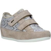 kengät Naiset Matalavartiset tennarit IgI&CO 5169511 Beige