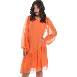 vaatteet Naiset Lyhyt mekko Gaudi 011BD15035 Oranssi