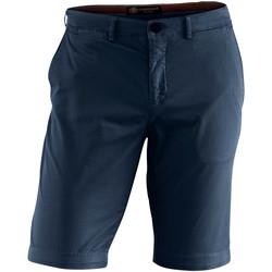 vaatteet Miehet Shortsit / Bermuda-shortsit Lumberjack CM80647 002 602 Sininen