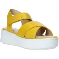 kengät Naiset Sandaalit ja avokkaat Impronte IL01526A Keltainen