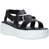 kengät Naiset Sandaalit ja avokkaat Impronte IL01524A Musta