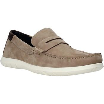 kengät Miehet Mokkasiinit Impronte IM01083A Beige