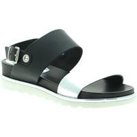 kengät Naiset Sandaalit ja avokkaat Mally 5786 Musta