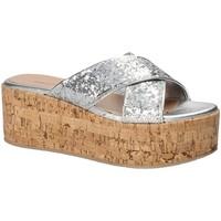 kengät Naiset Sandaalit Fornarina PE18RO2916 Harmaa